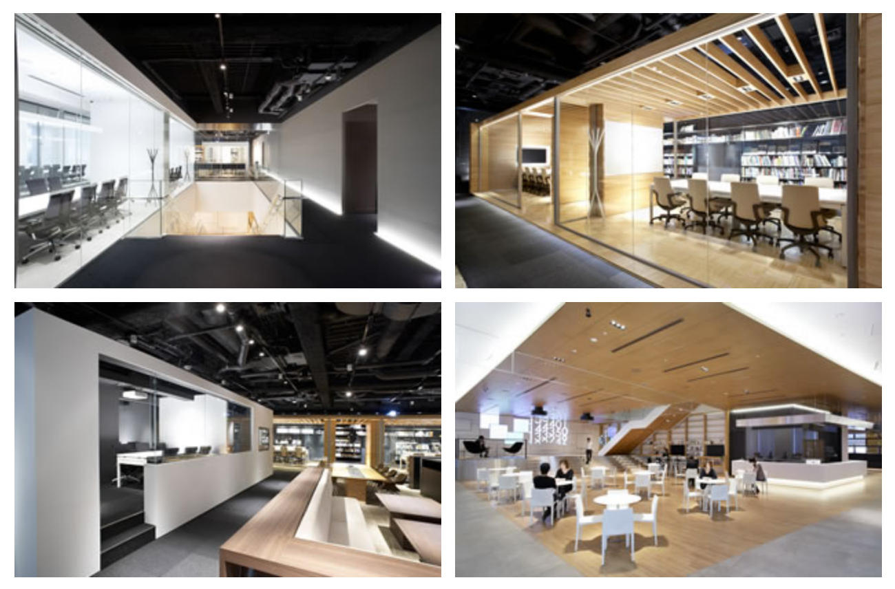 The Itoki Tokyo Innovation Center Synqa Became The First