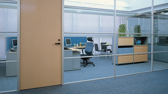 Office Space furnitures by ITOKI - Office Partition | ITOKI Global